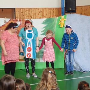 Divadlo Řimbaba ve školní družině