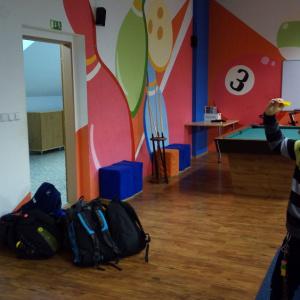 Školní klub - zařízení, vybavení