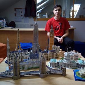Budoucí architekt? Možná…