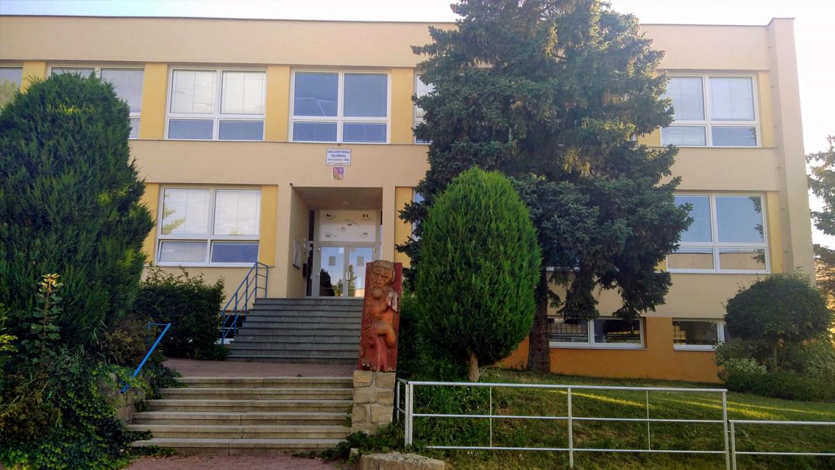 Základní škola Pelhřimov, Komenského 1465, příspěvková organizace